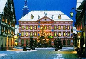 Scenic Black Forest Christmas Markets