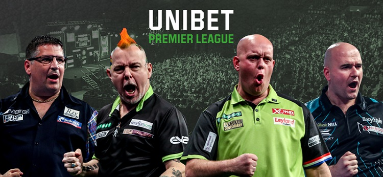 Unibet Premier League Darts 2019