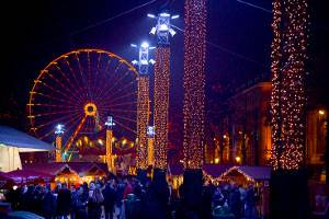 Ostend & Belgian Christmas Markets